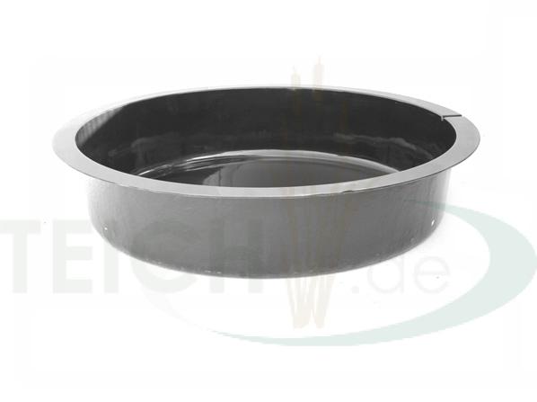 gfk becken rund 170 cm h he 35 cm volumen 500 liter 279 99. Black Bedroom Furniture Sets. Home Design Ideas