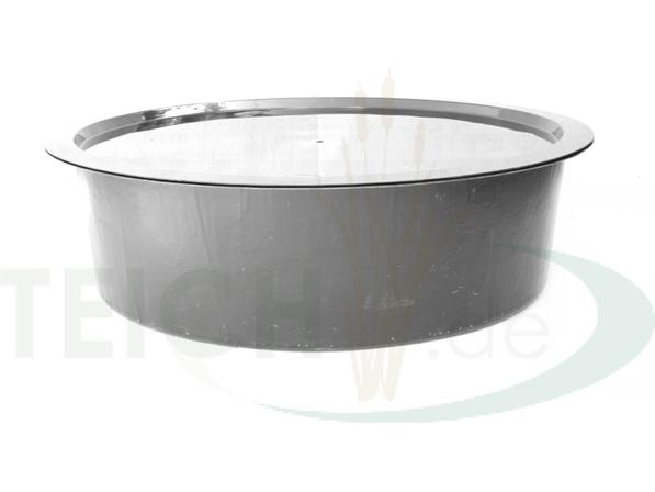 gfk becken rund 170 cm h he 60 cm volumen 900 liter mit gfk deckel 549 99. Black Bedroom Furniture Sets. Home Design Ideas