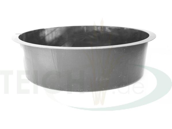 Gfk becken rund 170 cm h he 60 cm volumen 900 liter 339 for Deckel rund 60 cm