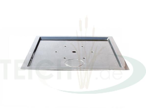 gfk deckel quadratisch 120cm f r eckige gfk becken 169 95. Black Bedroom Furniture Sets. Home Design Ideas
