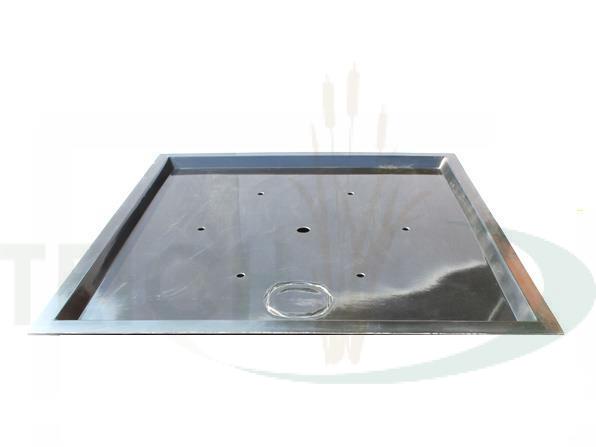 gfk deckel quadratisch 150cm f r eckige gfk becken 319 95. Black Bedroom Furniture Sets. Home Design Ideas