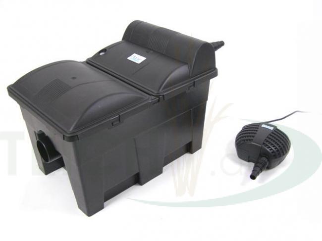 oase biosmart set 14000 f r einen teich bis 14000 liter. Black Bedroom Furniture Sets. Home Design Ideas