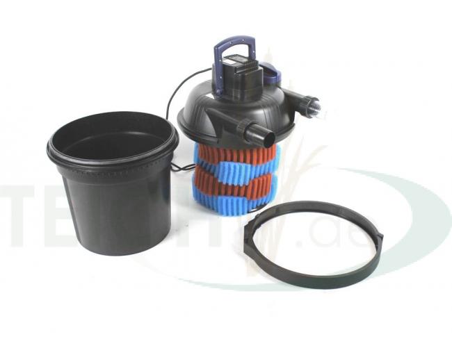 oase filtoclear 12000 f r einen teich bis 12000 liter. Black Bedroom Furniture Sets. Home Design Ideas