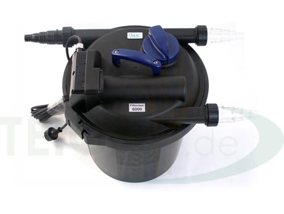 oase filtoclear 6000 f r einen teich bis 6000 liter 212. Black Bedroom Furniture Sets. Home Design Ideas
