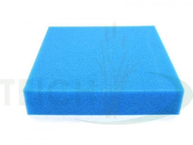 filter schaumstoff matte 50 x 50 x 10 cm ppi 10 grob 19 99. Black Bedroom Furniture Sets. Home Design Ideas