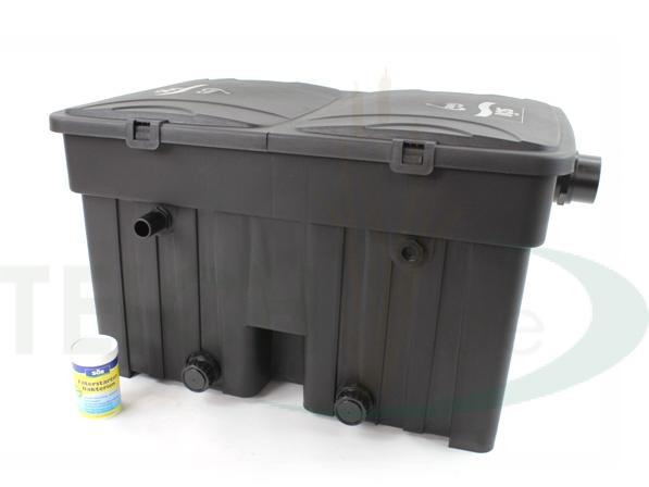 s ll teichfilter titan t50 mit herz technologie f r einen teich bis 45000 lite. Black Bedroom Furniture Sets. Home Design Ideas