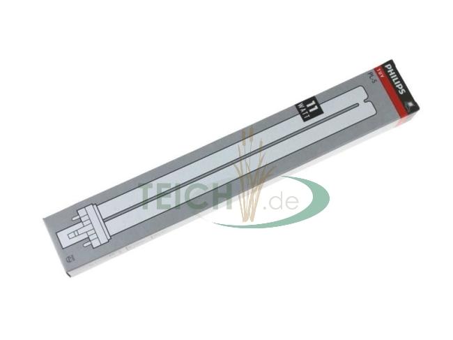UVC Lampe UVC Röhre für Oase Sockel G23 UV-C Ersatzlampe Philips PL 11 Watt