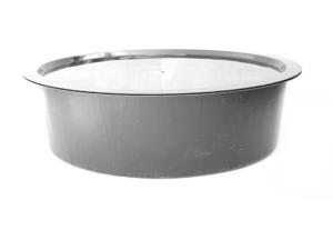Becken mit deckel for Deckel rund 60 cm